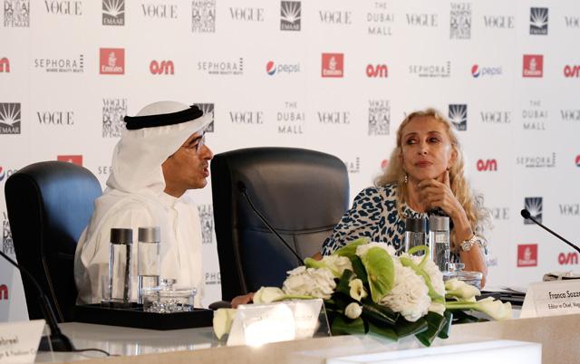 В Дубае стартовал Vogue Fashion Dubai Experience (фото 2)
