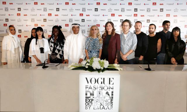 В Дубае стартовал Vogue Fashion Dubai Experience (фото 1)