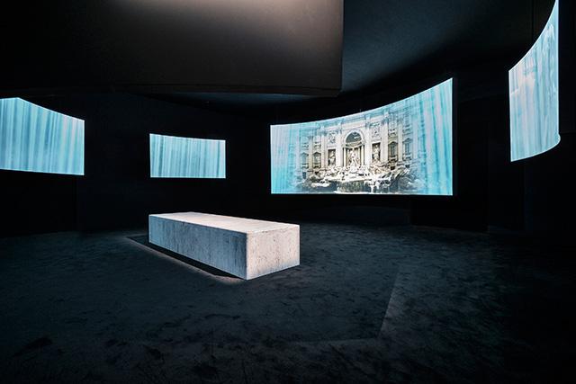 """Выставка """"Fendi Roma. Мастера мечты"""" в Риме (фото 6)"""