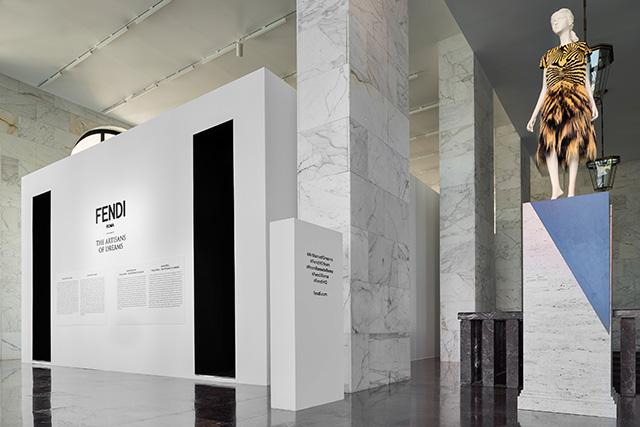 """Выставка """"Fendi Roma. Мастера мечты"""" в Риме (фото 1)"""