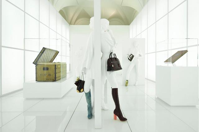 Louis Vuitton и Vanity Fair отметили запуск выставки SERIES 2 в Риме (фото 13)