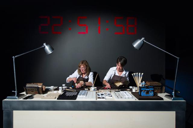 Louis Vuitton и Vanity Fair отметили запуск выставки SERIES 2 в Риме (фото 9)