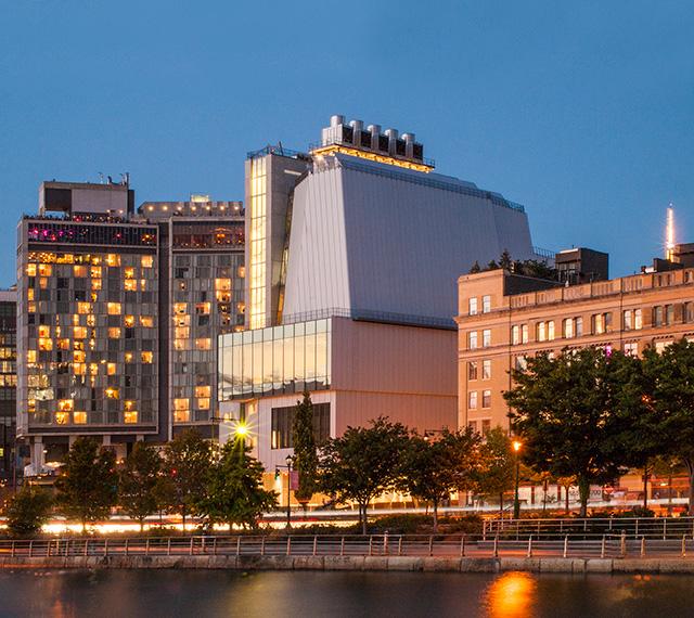 Где живет искусство: новое здание Музея Уитни в Нью-Йорке (фото 1)