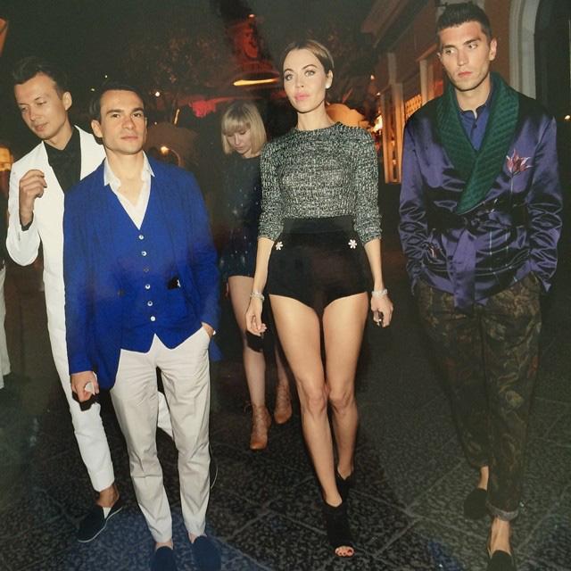 Dolce & Gabbana Alta Moda: кутюрная феерия на Капри (фото 9)