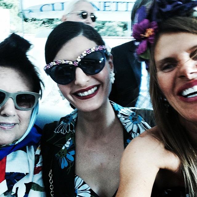 Dolce & Gabbana Alta Moda: кутюрная феерия на Капри (фото 6)