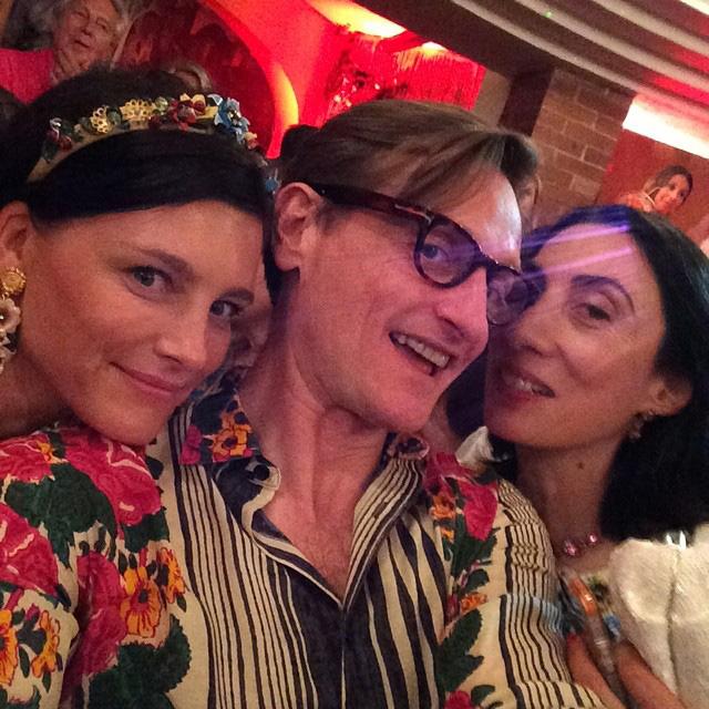 Dolce & Gabbana Alta Moda: кутюрная феерия на Капри (фото 13)