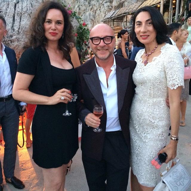 Dolce & Gabbana Alta Moda: кутюрная феерия на Капри (фото 8)