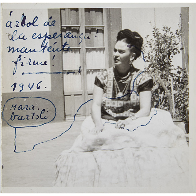 Любовные письма Фриды Кало нашли нового владельца (фото 1)