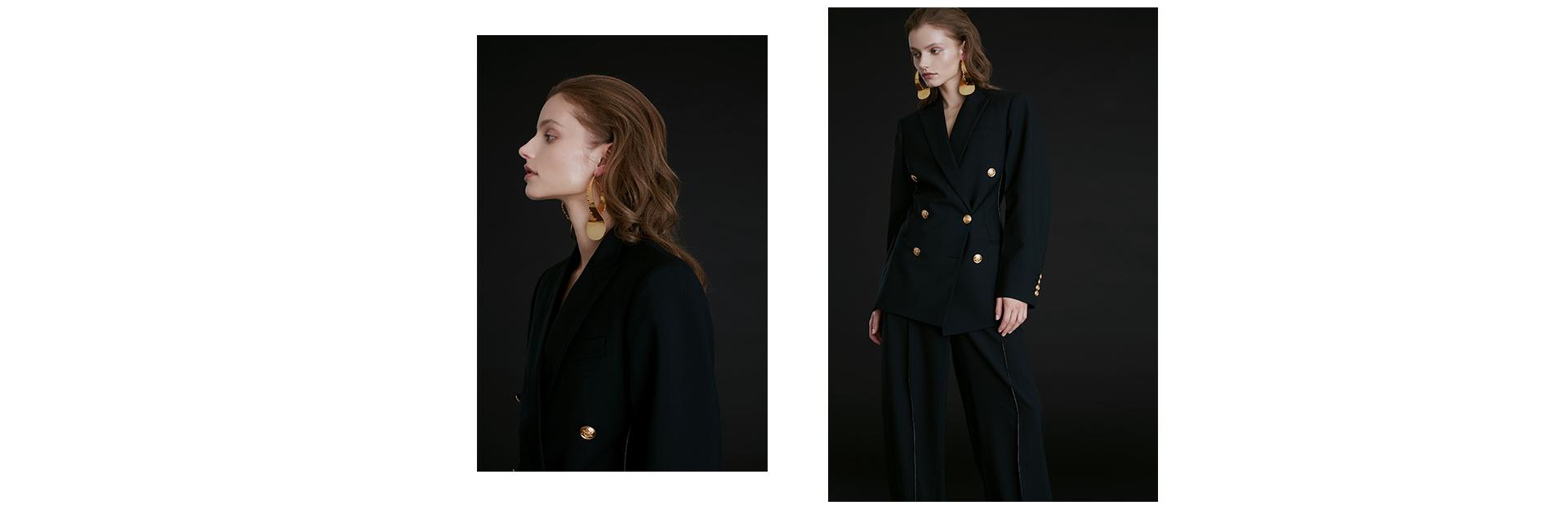 С чем носить пиджак в стиле power dressing (фото 3)