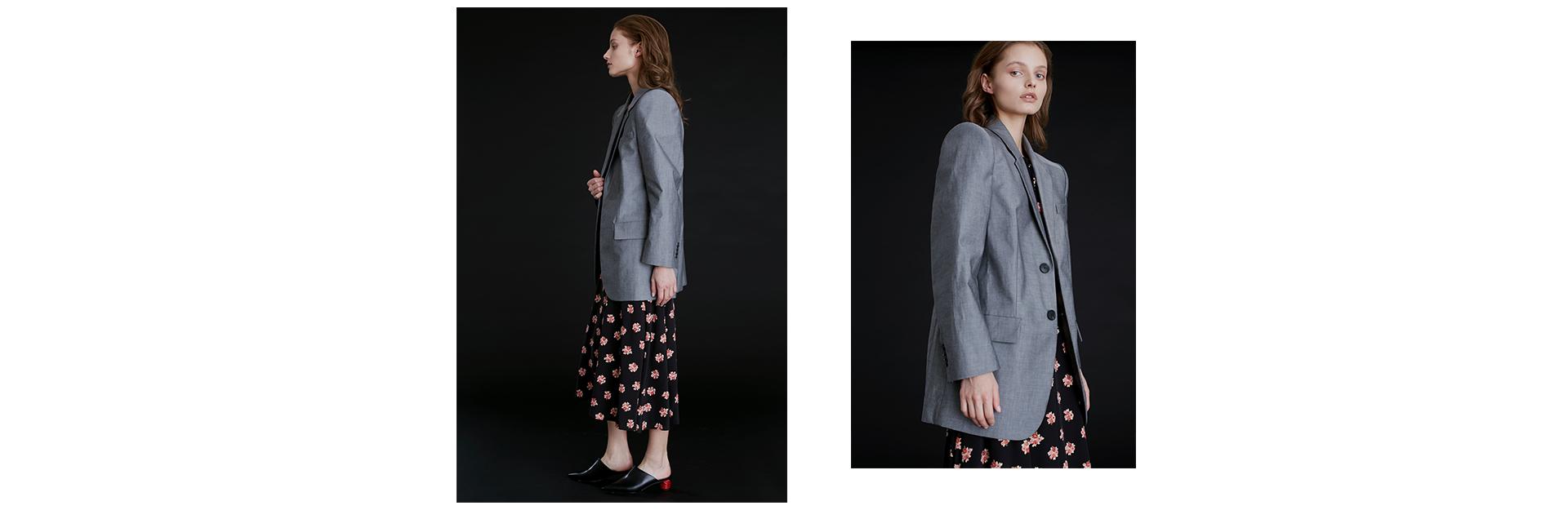 С чем носить пиджак в стиле power dressing (фото 4)