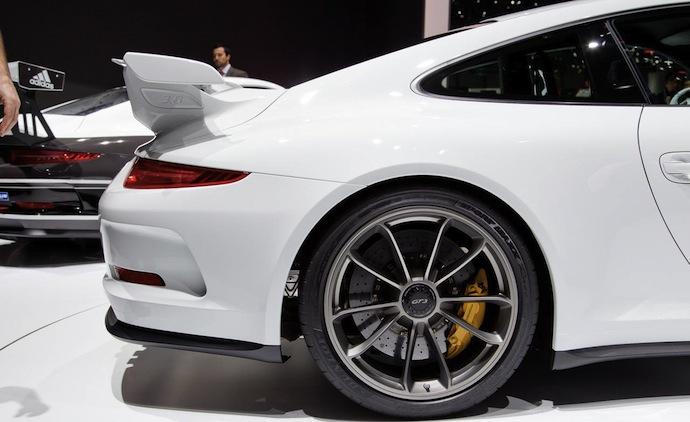 2014 Porshe 911 GT3