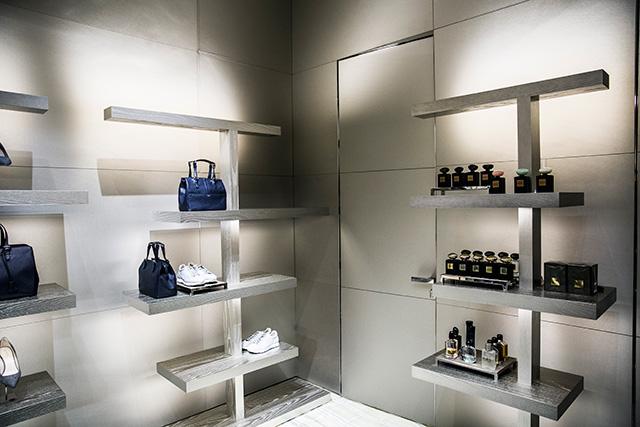 Открытие нового бутика Giorgio Armani в Третьяковском проезде (фото 1)