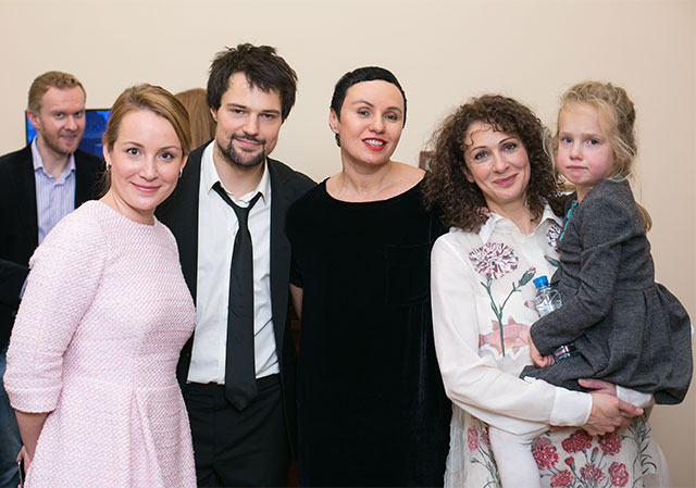 ксения раппопорт фото семья