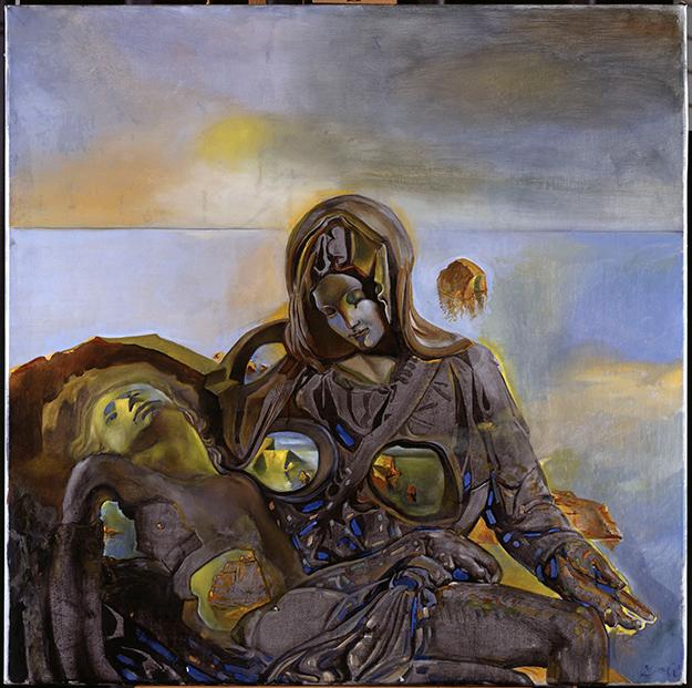 Сальвадор Дали. Сюрреалист и классик в музее Фаберже (фото 3)