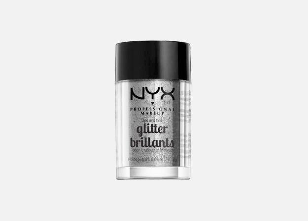 Face & Body Glitter от NYX, 480 руб.
