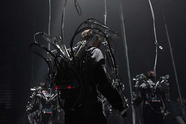 Инсталляция «Инферно»