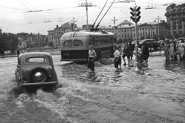 Музей Москвы приглашает на выставку советского фотографа Бориса Косарева (фото 1)