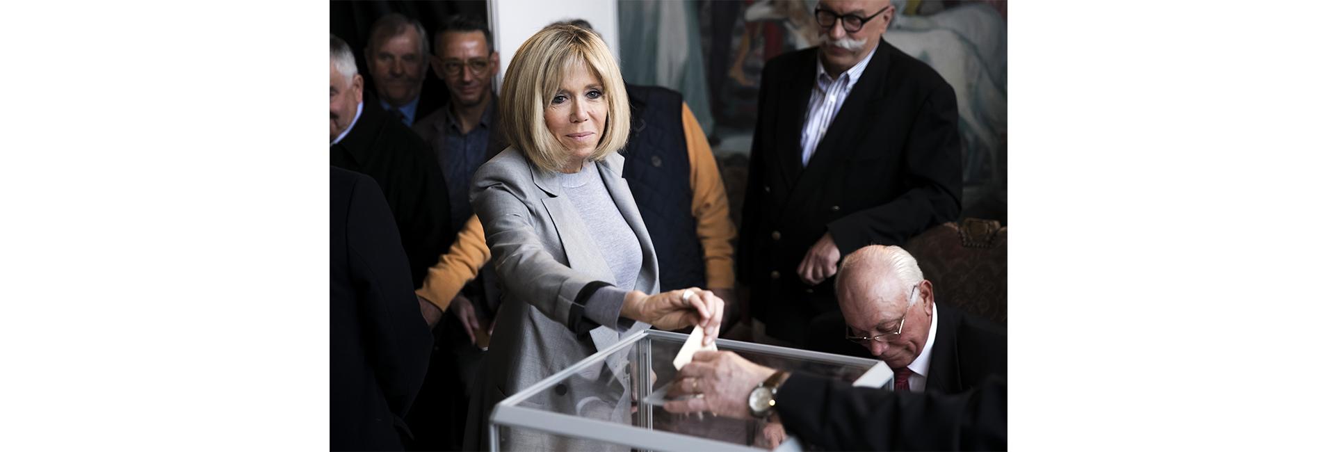 Кто такая Брижит Макрон — супруга нового президента Франции (фото 1)