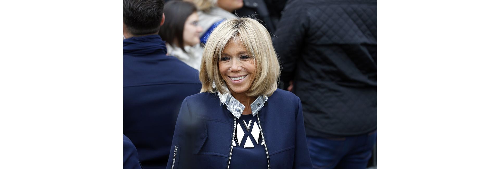 Кто такая Брижит Макрон — супруга нового президента Франции (фото 4)