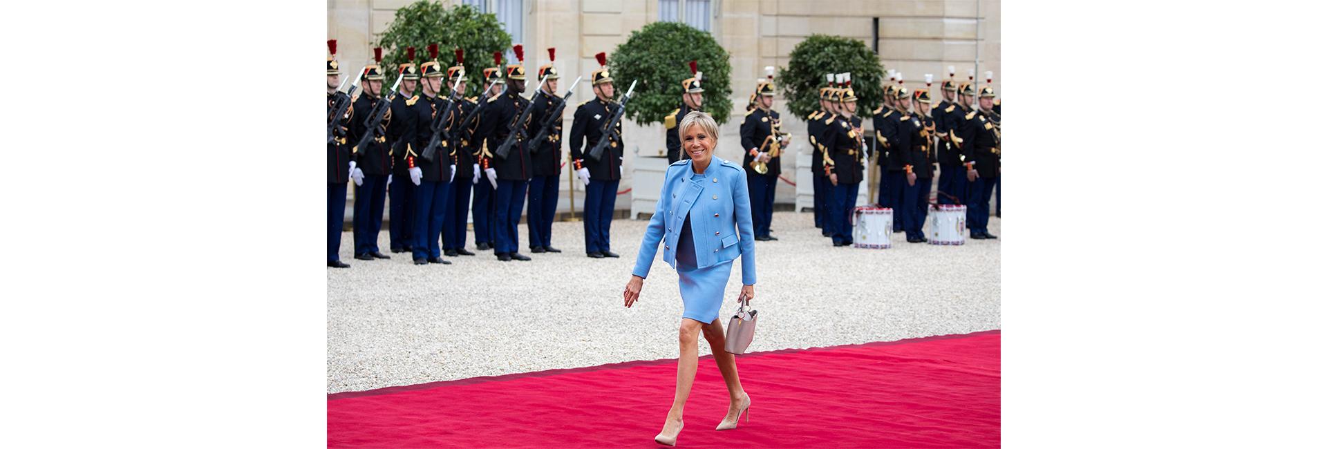 Кто такая Брижит Макрон — супруга нового президента Франции (фото 3)