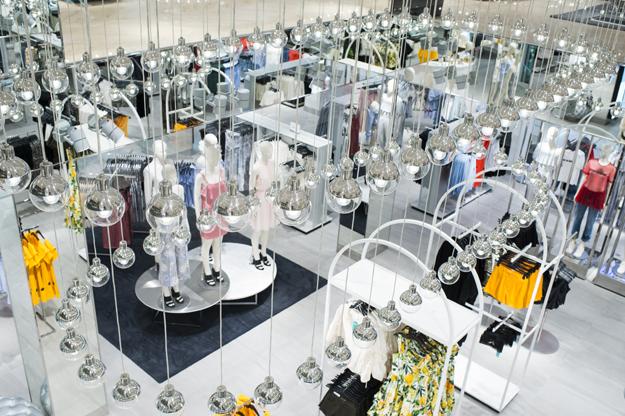 Каким будет новый магазин H&M на Тверской (фото 1)