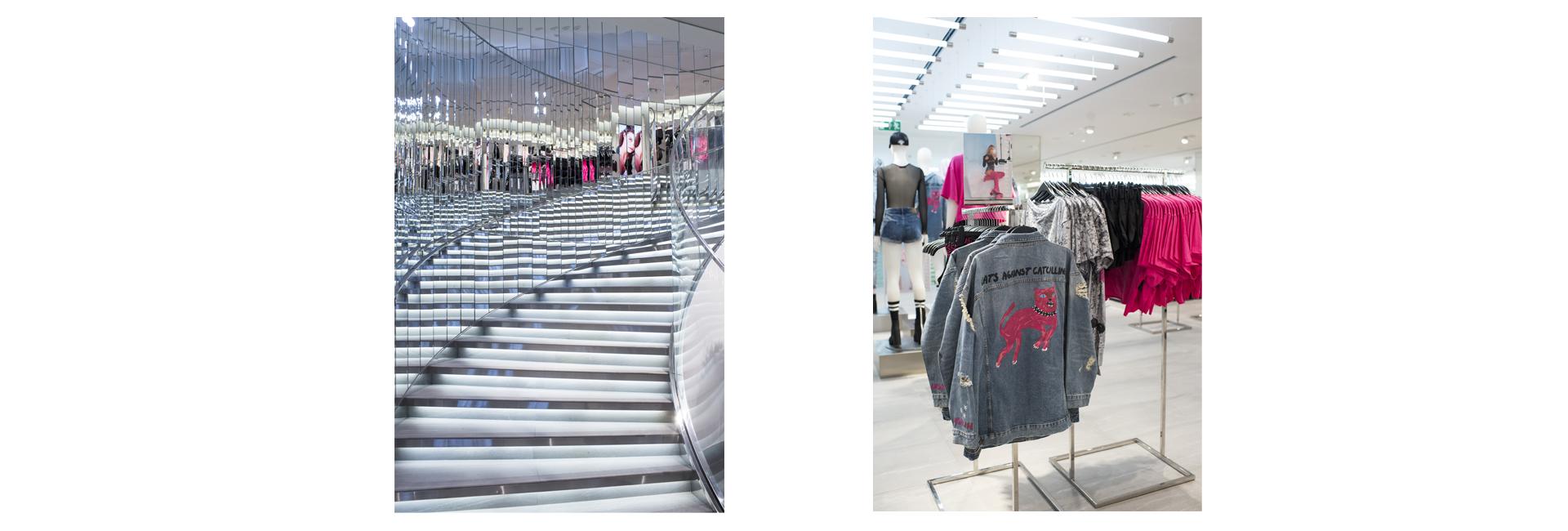 Каким будет новый магазин H&M на Тверской (фото 3)
