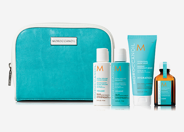 Travel Kit Volume от Moroccanoil, 3180 руб.