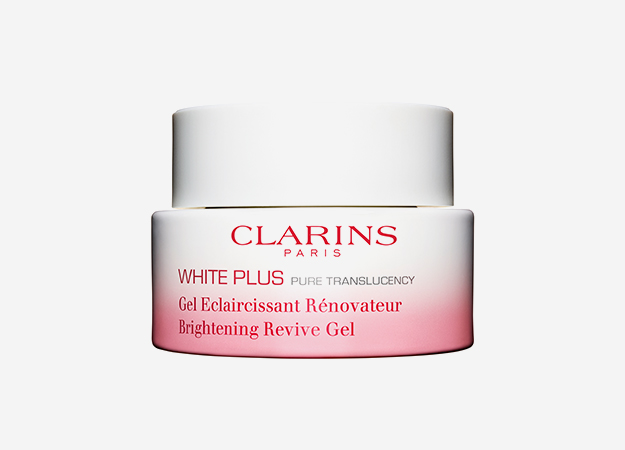 White Plus Brightening Revive Gel от Clarins, 4 900 руб.