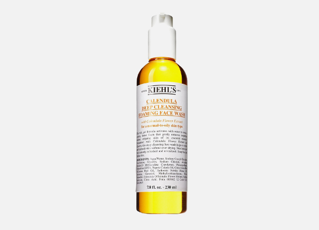 Calendula Deep Cleansing Foaming Face Wash от Kiehl's, 2 300 руб.