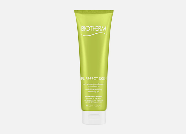 PureFect Skin Anti-Shine Purifying Cleansing Gel от Biotherm, 1 760 руб.