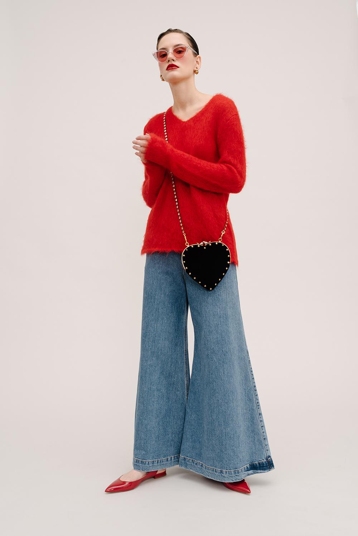 Как носить красные вещи: 5 образов (фото 4)