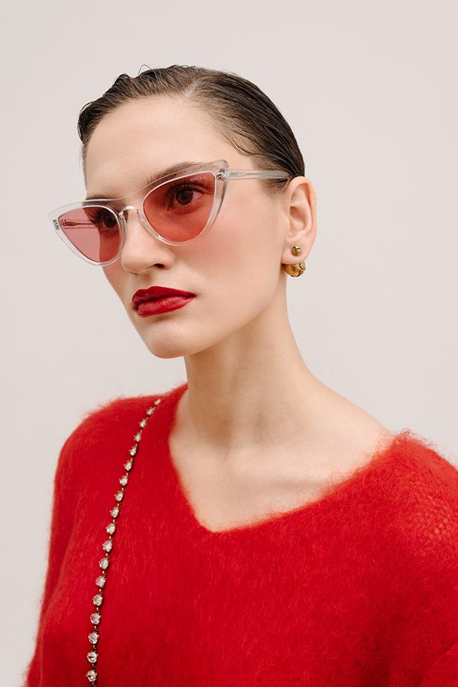 Как носить красные вещи: 5 образов (фото 5)