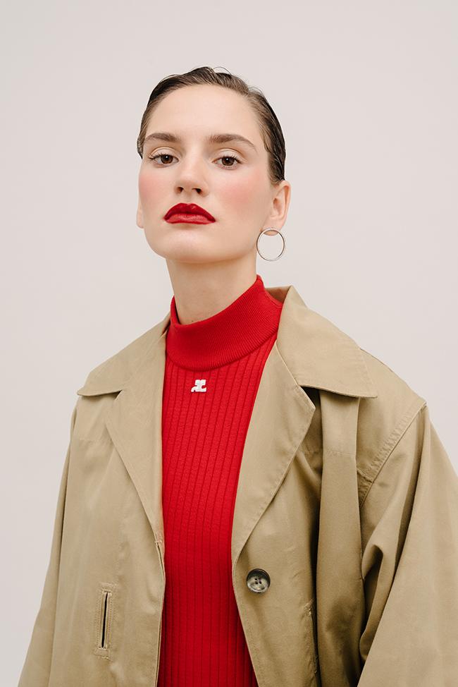 Как носить красные вещи: 5 образов (фото 14)
