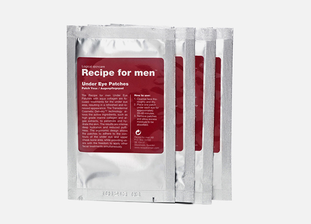 Under Eye Patches от Recipe for Men, 2 000 руб.