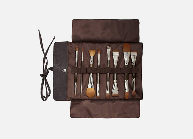 The Double-Sided Brush Collection Set от Claudio Riaz, 55 000 руб.