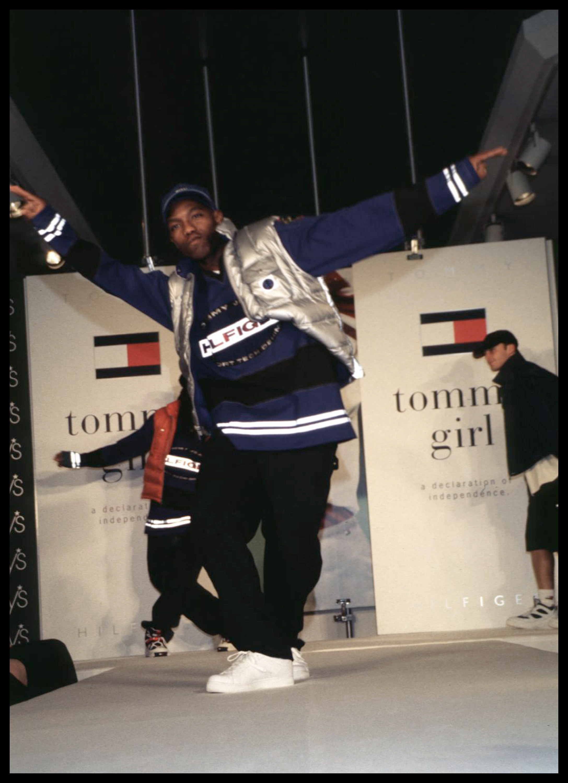 #tbt: коллекция Tommy Hilfiger 1996 года (фото 2)