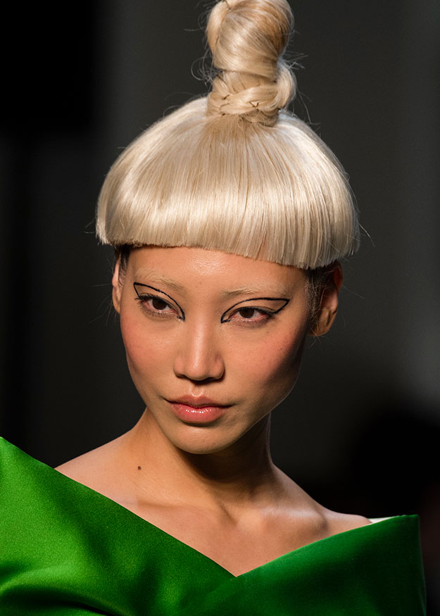Макияж с Недели высокой моды в Париже (фото 7)