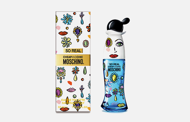 So Real Cheap & Chic от Moschino, 4800 руб./50 мл