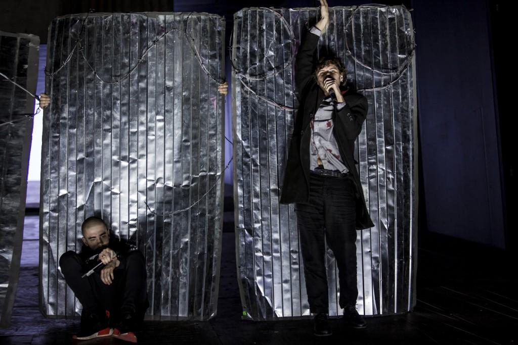 Театр «Гоголь-центр» отмечает пятилетний юбилей
