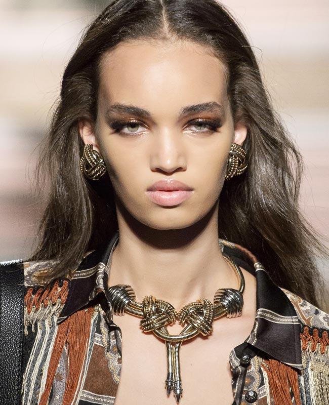 Тенденции в макияже, осень-зима 2018 (фото 20)