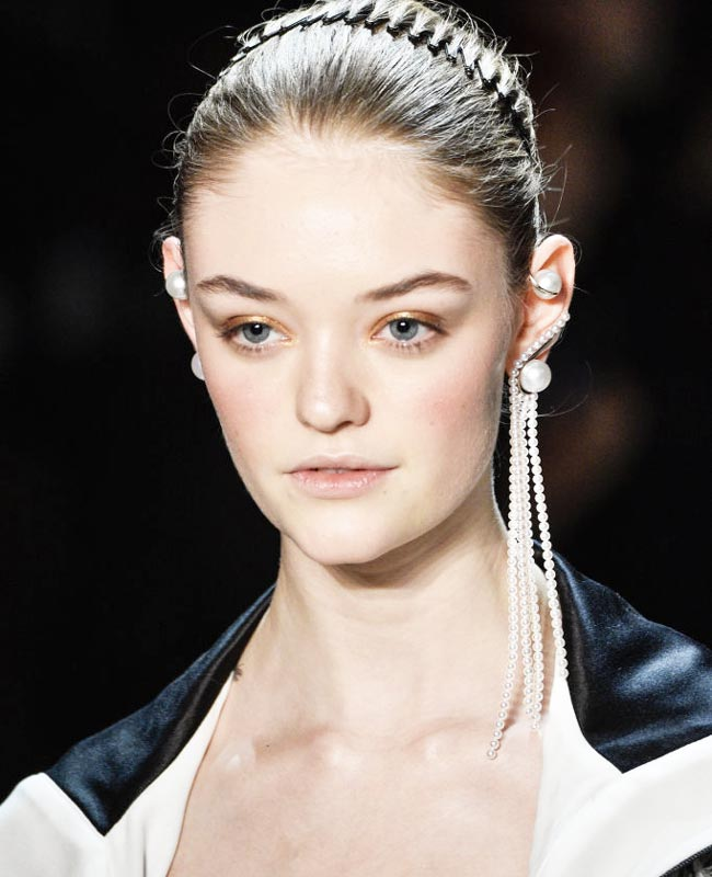 Тенденции в макияже, осень-зима 2018 (фото 21)
