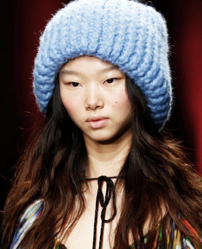Тенденции в макияже, осень-зима 2018 (фото 22)