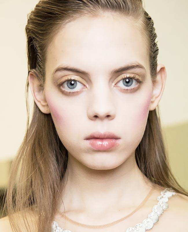 Тенденции в макияже, осень-зима 2018 (фото 23)