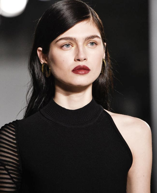 Тенденции в макияже, осень-зима 2018 (фото 25)