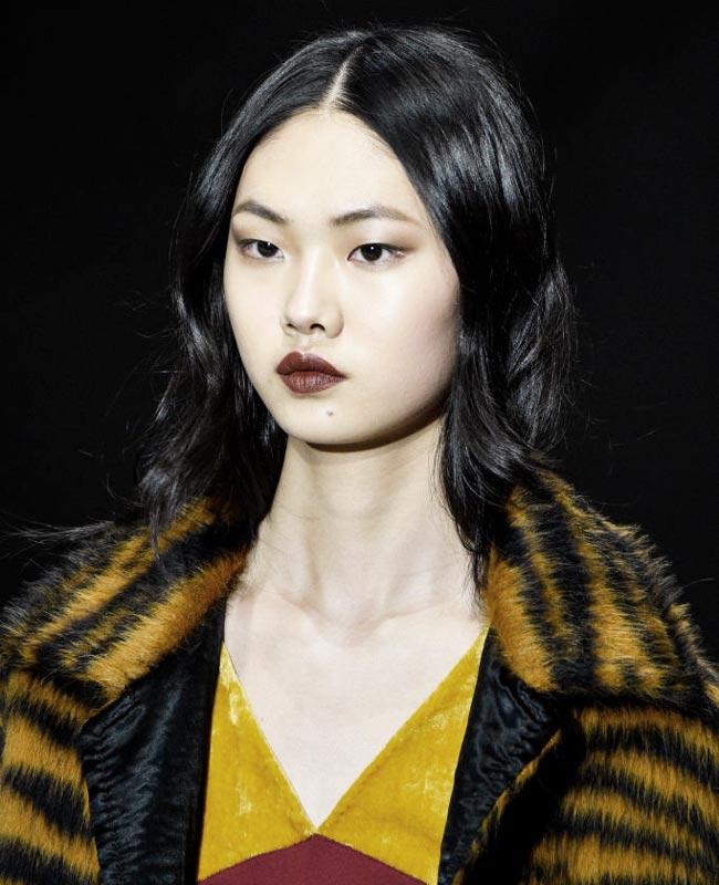 Тенденции в макияже, осень-зима 2018 (фото 26)