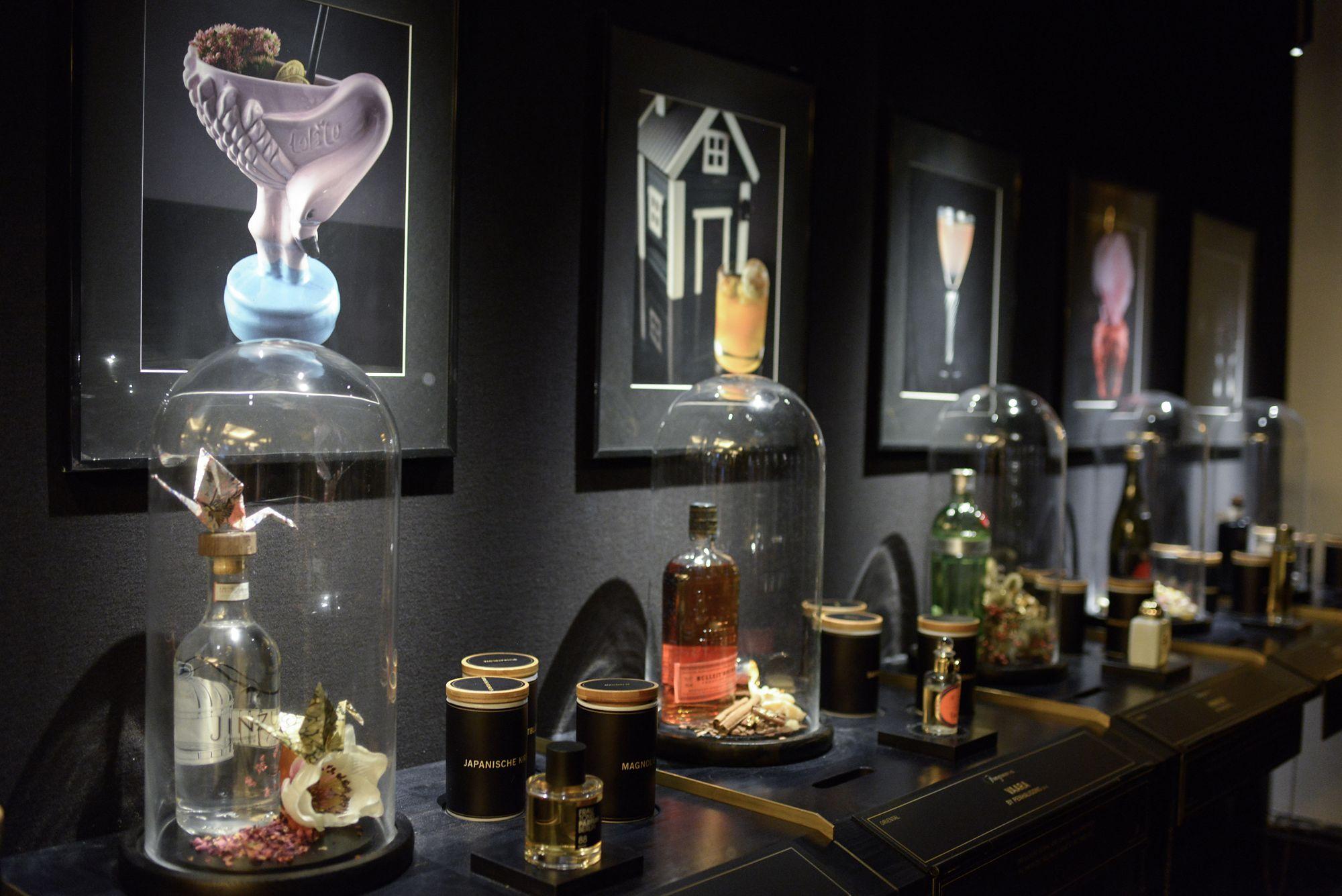 Бары, где можно попробовать коктейли по мотивам ароматов (фото 2)