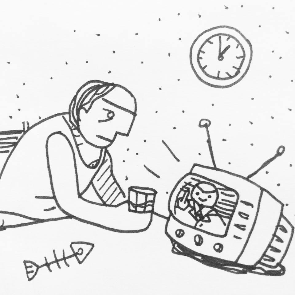 Группа «Кружок» рисует для Buro 24/7 (фото 4)