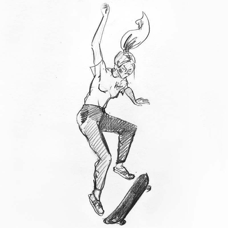 Группа «Кружок» рисует для Buro 24/7 (фото 5)