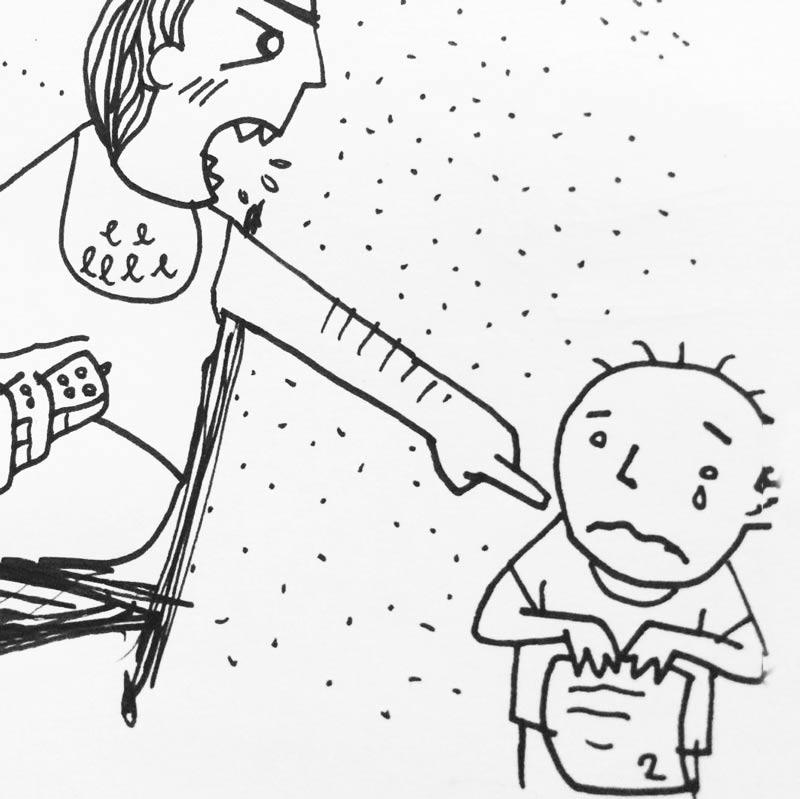 Группа «Кружок» рисует для Buro 24/7 (фото 10)