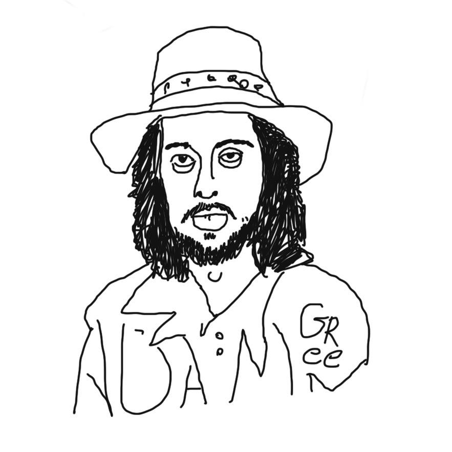 Группа «Кружок» рисует для Buro 24/7 (фото 15)